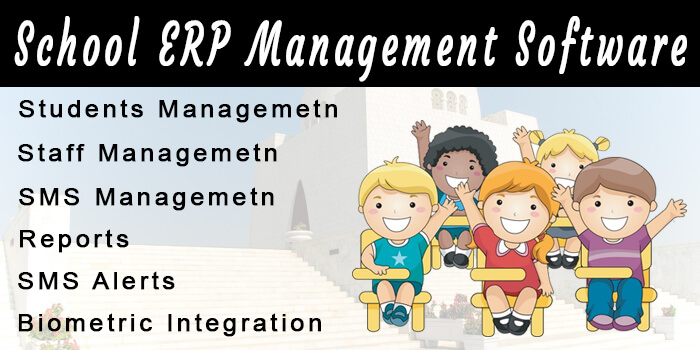 School ERP Management Software in Karachi