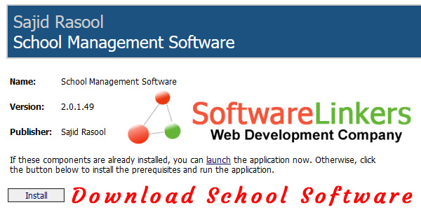 School Management System Free Download
