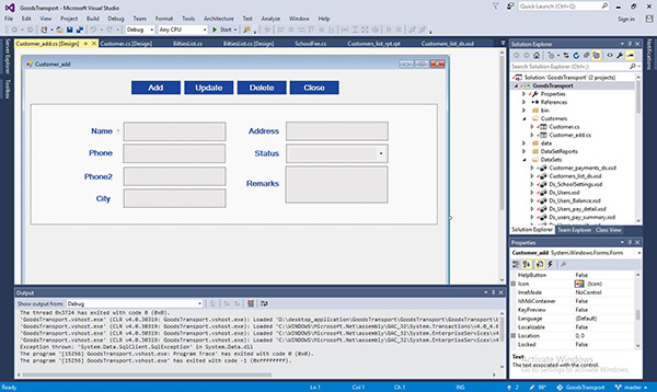 School management software free download full version with source code