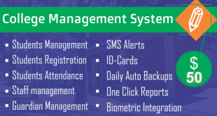College Management Software free download